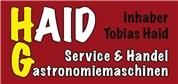 Tobias Haid - HAID Gastronomiemaschinen Service und Handel