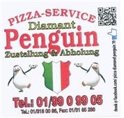 Samia El Shokrofy - PIZZA SERVICE  DIAMANT PENGUIN