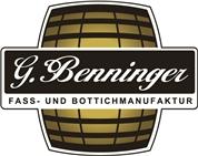 Gerhard Benninger - Fass- und Bottichmanufaktur Gerhard Benninger