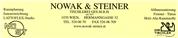 Nowak & Steiner Tischlerei, Gesellschaft m.b.H. - Tischlerei Ges.m.b.H.  seit 1875