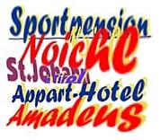 Gisela Mimm e.U. - Sportpension Noichl + Appart-Hotel Amadeus + Rent a Ski/Board + Alpinschule St.Johann in Tirol