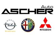 Auto Ascher GmbH -  AUTOHAUS ASCHER Alfa Romeo Mitsubishi Opel