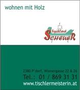 Andrea Scheuer - Tischlerei