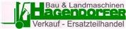 Manuel Franz Hagendorfer -  Hagendorfer Bau- und Landmaschinen