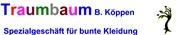 Burkhart Köppen - Traumbaum - Spezialgeschäft für bunte Kleidung