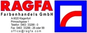 Ragfa - Farbenhandels GmbH - RAGFA - Farbenhandels GmbH