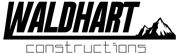 Patrick Waldhart -  Waldhart Constructions