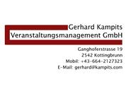 Gerhard Kampits Veranstaltungsmanagement GmbH