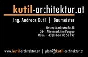 Ing. Andreas Kutil - kutil-architektur.at