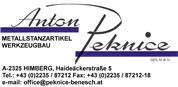 Anton Peknice Gesellschaft m.b.H. - Metallstanzartikel, Werkzeugbau