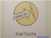 Karl Fuchs -  Zimmerei Fuchs Karl