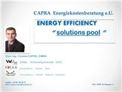 Dumitru-Cosmin Capra, M.B.A. -  CAPRA Energiekostenberatung e.U.