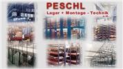 Peschl Lager+Montage-Technik e.U. - Planung & Realisierung von Lager- und Betriebseinrichtungen