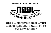 Optik u. Hörgeräte Nagl GmbH