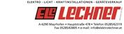 Elektro Lechner GmbH & Co KG - Elektro Lechner GsmbH&COKG