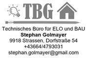 Stephan Golmayer -  TBG-Technisches Büro Golmayer