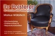 Markus Wölbitsch - Ihr Polsterer
