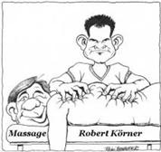 Robert Körner -  Mobiler Freiberuflicher Heimasseur, Wahltherapeut aller Kassen, Gewerblicher Masseur,und Peter Hess Klangmassagepraktiger (Klangmassage)