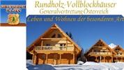Ingolf Gottfried Wachs - Drevodom Rajec Rundholz-Vollblockhäuser Handelsvertretung Österreich Ansprechpartner: Ingolf Wachs