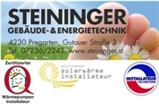 Ing. Steininger GEBÄUDE- & ENERGIETECHNIK e.U.