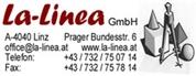 LA-LINEA INNENARCHITEKTUR Gesellschaft m.b.H. - Bau und Planungsbüro für Gastronomie und Hotellerie Technisches Büro für Innenarchitektur