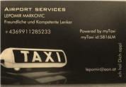 Lepomir Markovic -  Airport Taxi