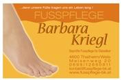 Barbara Kriegl -  FUSSPFLEGE