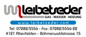 Leibetseder Gas-Wasser-Heizung GmbH & Co. KG. - Installation von Heizungs-, Sanitär-, Lüftungs- und Klimaanlagen der Oberstufe