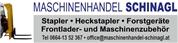 Franz Schinagl - Handel mit Maschinen aller Art / An und Verkauf