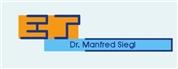 Dipl.-Ing. Dr. Manfred Rudolf Siegl - ET - Dr. Siegl
