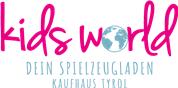 Kids World Tyrol GmbH -  Spielwarengeschäft
