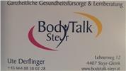 Ute Derflinger - BodyTalk Steyr  Energetische Gesundheitspflege & Lerncoaching