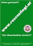 Florian Rosenstingl -  Glaserei