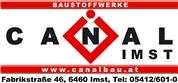 Ludwig Canal's Kinder, Baustoffwerke, Imst, Gesellschaft m.b.H. & Co. KG - Canal Imst - Baustoffgroß- und Einzelhandel, Baustoffindustrie