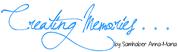 Anna-Maria Samhaber -  Creating Memories