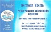 Hermann Rochla -  Mobile Matratzen- und Sitzmöbel Reinigung