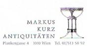 Kurz Kunsthandelsgesellschaft m.b.H. - Markus Kurz Antiquitäten