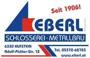 Eberl GmbH & Co KG - Schlosserei Metallbau Eberl