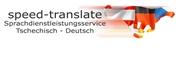 Jolana Adamec -  speed-translate Sprachdienstleistung Tschechisch ↔️ Deutsch