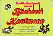 Thomas Kaufmann - Bäckerei