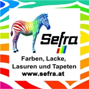 Sefra Farben- und Tapetenvertrieb Gesellschaft m.b.H. -  SEFRA Farben- und Tapetenvertrieb Ges.m.b.H.