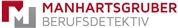 Friedrich Manhartsgruber - Berufsdetektiv - Bewachungen - Taxigewerbe