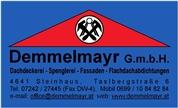 Demmelmayr Gesellschaft m.b.H. -  Dachdeckerei - Spenglerei