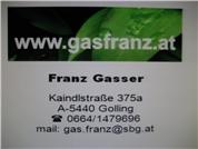 Franz Gasser -  Gasser Franz Gasvertrieb