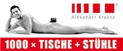 Alexander Krausz - 1000xTische + Stühle