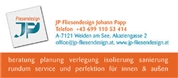Johann Stefan Papp - JP Fliesendesign