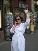 Ana Stojević - Fremdenführerin, tourist guide, turisticki vodic, guida turistica