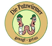 Die Putzwürmer e.U. -  Reinigungsunternehmen / Meisterbetrieb der Denkmal-, Fassaden- und Gebäudereinigung