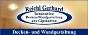 Gerhard Sieghart Reichl - Reichl Trockenbau