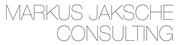 MARKUS JAKSCHE CONSULTING e.U. -  MARKUS JAKSCHE CONSULTING